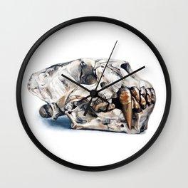Primal AF Wall Clock
