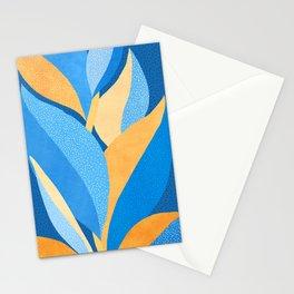 Vibrant Night Garden Stationery Cards