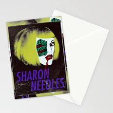Sharon Needles Poster Stationery Cards