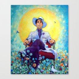 The Sun Prince Canvas Print