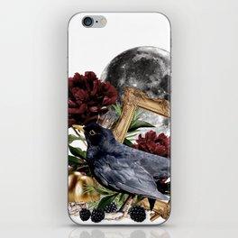 The Bird King iPhone Skin
