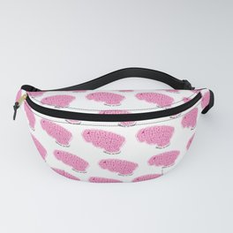 Learning Never Exhausts the Mind Fanny Pack