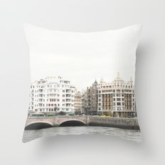 Gros Throw Pillow