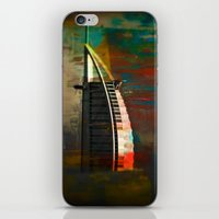 arab iPhone & iPod Skins featuring Burj Al Arab by Christine Becksted Images