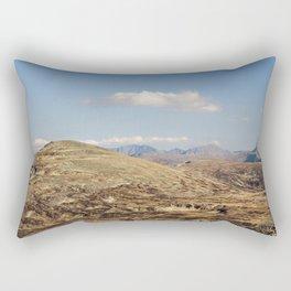 Mountains–5 Rectangular Pillow