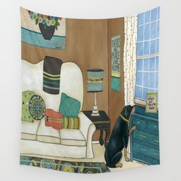 There's No Place Like Home Wall Tapestry