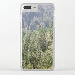 Mt Tamalpais Clear iPhone Case