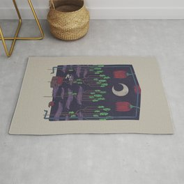 Vacation Home Rug