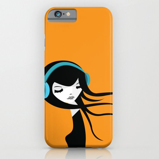Flow In The Music iPhone & iPod Case