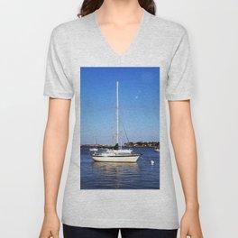 Boat Unisex V-Neck