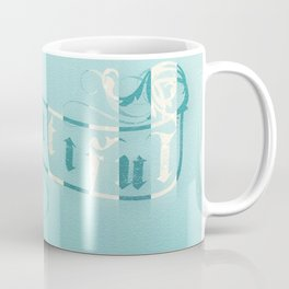baroque beautiful Coffee Mug