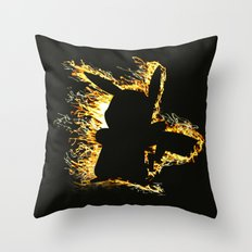Attack Collection: ThunderShock Throw Pillow