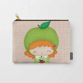 Mademoiselle Pomme Carry-All Pouch