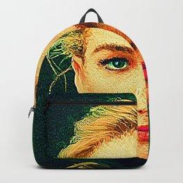 Jennifer Lawrence (Von Gogh) Backpack