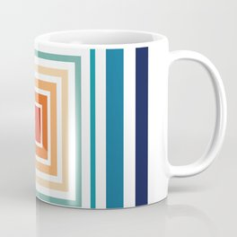 Square Biz Coffee Mug