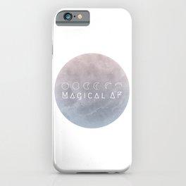 Magical AF iPhone Case