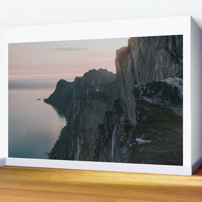 The Cliff - Landscape and Nature Photography Wall Mural