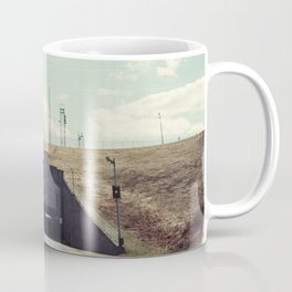 the dwight d eisenhower lock Coffee Mug
