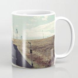 the dwight d eisenhower lock Coffee Mug