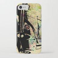beetle iPhone & iPod Cases featuring Beetle by Del Vecchio Art by Aureo Del Vecchio