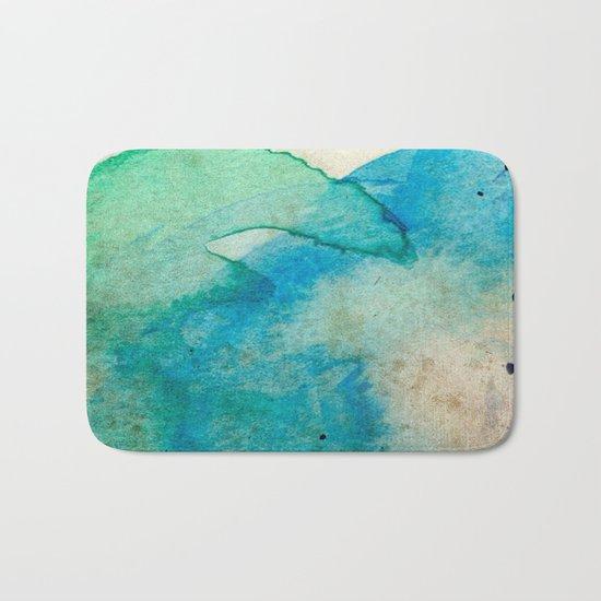 Pastel Color Splash 07 Bath Mat