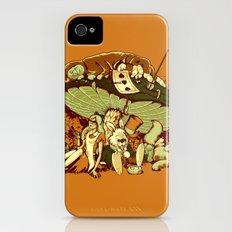 STONED IN WONDERLAND [REMIX] iPhone (4, 4s) Slim Case