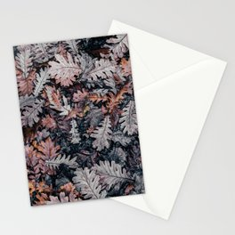 Leaves 3 by Annie Spratt Stationery Cards