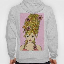Flower Girl II Hoody