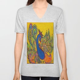 The Dance Of A Prince Unisex V-Neck