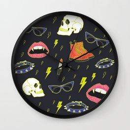 I Dream of Punk Wall Clock