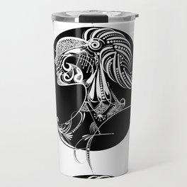 Virgo, horoscope sign Travel Mug