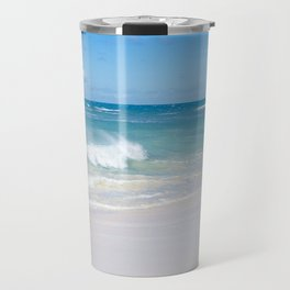 beach bliss Travel Mug