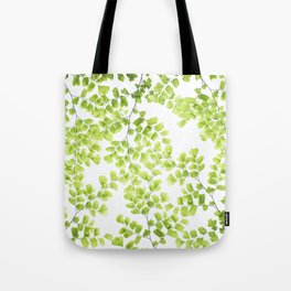 Ginko Leaves Tote Bag