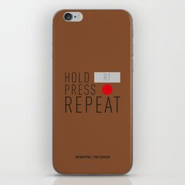 PAUSE – Trails iPhone Skin