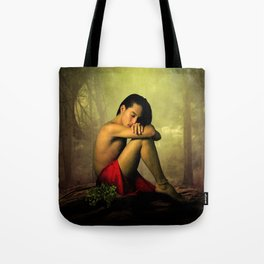 classic mysterious  Tote Bag