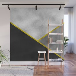 Poisoned Fracture Wall Mural