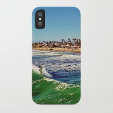 Surf Air iPhone X Slim Case