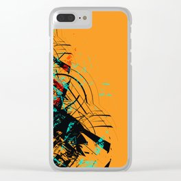 22618 Clear iPhone Case