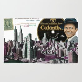 Frank Sinatra - New York Rug