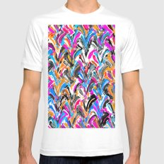 SOLD - Stucco Sea 2 - iPhone Case White MEDIUM Mens Fitted Tee
