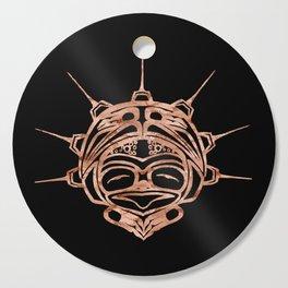 Copper Frog Ink Cutting Board