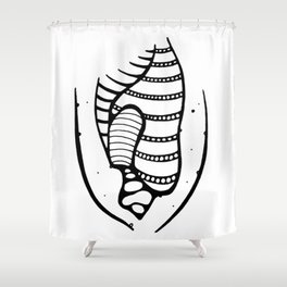 The Isabella Shower Curtain