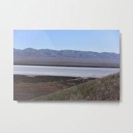 landscape geometry Metal Print