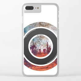 art dissent Clear iPhone Case
