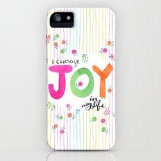 Joy Slim Case iPhone (5, 5s)