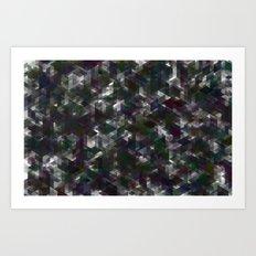 Panelscape - #5 society6 custom generation Art Print