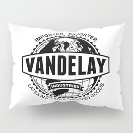 Indurstry Logo Pillow Sham