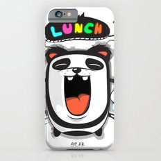 PANDA LUNCH TIME! iPhone 6s Slim Case