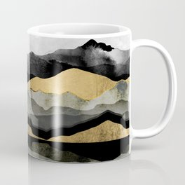 Golden Spring Moon Coffee Mug
