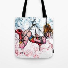 Bondage Wonderowman Tote Bag